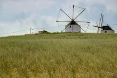The windmill Stock Image
