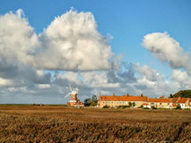 Windmill Cley next the Sea  Norfolk Royalty Free Stock Photography