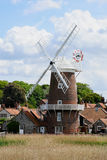 Windmill, Cley-Next-To-Sea, Norfolk, England Royalty Free Stock Photography