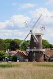 Windmill, Cley-Next-To-Sea, Norfolk, England Stock Image