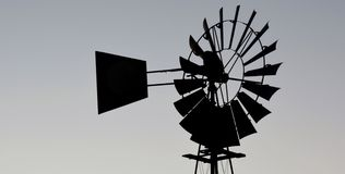 Windmill... Stock Photography