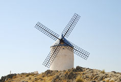 Windmill in Consuegra Stock Photos