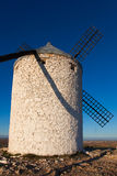 Windmill in Consuegra Royalty Free Stock Photos
