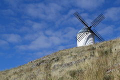 Windmill, Consuegra spain Royalty Free Stock Photography