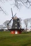 Windmill Copenhagen, Denmark Royalty Free Stock Photo