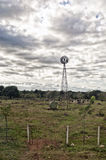 Windmill. A windmill on a country farm in Cuba. Photo taken Jan. 2014 Royalty Free Stock Photos