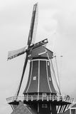 Windmill De Adriaan in Harlem Stock Photography
