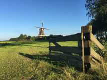 Windmill De Hond Royalty Free Stock Images