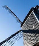 Windmill de Put in Leiden Royalty Free Stock Images