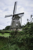 Windmill in Drenthe Stock Photos