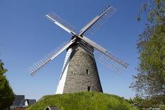 Windmill Duetzen Minden, Germany Stock Photos