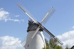 Windmill Duezten (Minden, Germany) Royalty Free Stock Images