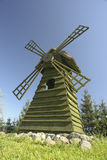 Windmill in Field royalty free stock images