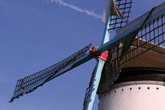 Windmill Flanders Royalty Free Stock Photos