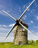 Windmill in France Royalty Free Stock Image