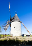 Windmill, France Royalty Free Stock Photo