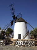 Windmill - Fuerteventura - Canary Islands Royalty Free Stock Photography