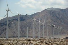 Windmill Generating Electricity Stock Photos
