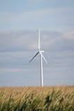 Windmill green energy Royalty Free Stock Photos
