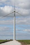 Windmill green energy Royalty Free Stock Photo