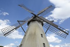 Windmill Grossenheerse (Petershagen) Stock Photography