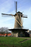 Windmill in The Hague Royalty Free Stock Images