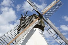 Windmill Heimsen (Petershagen, Germany) Royalty Free Stock Photo