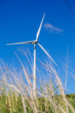 Windmill on the hill Stock Photography