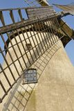 Windmill Hille (Germany) Royalty Free Stock Photos