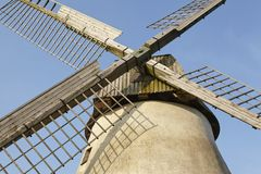 Windmill Hille (Germany) Stock Photos