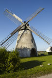 Windmill Hille Germany Stock Photos