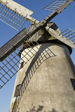 Windmill Hille Germany Stock Photo