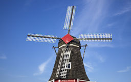 Windmill in Holland. Michigan, USA Stock Photography