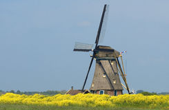 Windmill from Holland 2 Stock Photo