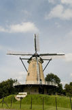 Windmill in Holland Stock Photo