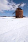 Windmill II stock image