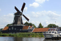 Free Windmill In Holland Royalty Free Stock Images - 14721889