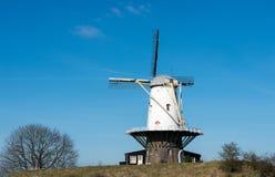 Windmill In Wemeldinge Stock Photos