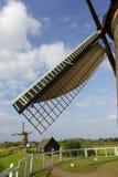Windmill, Kinderdijk, Netherland Royalty Free Stock Photos