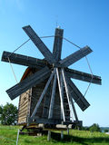 Windmill in Kizhi Stock Image