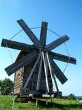 Windmill in Kizhi. Old windmill in Kizhi, Karelia stock image