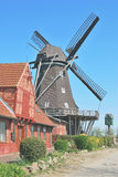 Windmill,Lemkenhafen,Fehmarn,Germany Royalty Free Stock Image