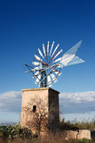 Windmill at Majorca Royalty Free Stock Photo