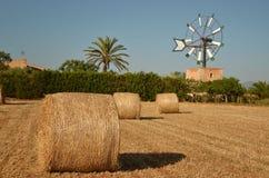 Windmill, Mallorca. Stock Photography
