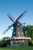 Windmill in Malmo Stock Image