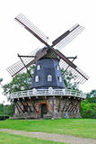 Windmill. A Windmill in Malmo,Sweden Royalty Free Stock Photos
