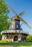 Windmill in Malmo, Sweden. Old Windmill in Malmo, Sweden Stock Photos