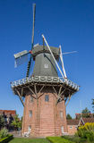 Windmill Meyers Mühle in the historical center of Papenburg. Germany Stock Photography
