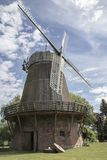 Windmill, Mill, Building, Sky stock photo