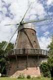 Windmill, Mill, Building, Sky royalty free stock photography